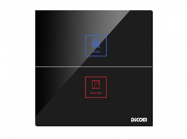 Công tắc cảm ứng rèm có thể điều khiển từ xa của DiCOM