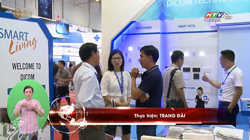 Dicom - SECUTECH 2018